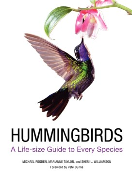 Product Hummingbirds: A Life-Size Guide to Every Species