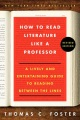 Product How to Read Literature Like a Professor
