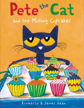 Product Pete the Cat and the Missing Cupcakes