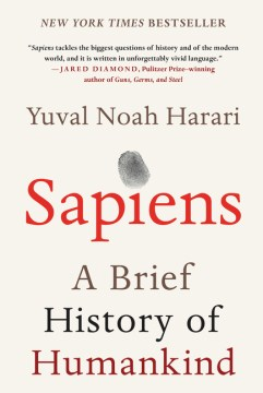 Product Sapiens: A Brief History of Humankind