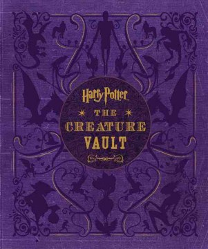 Product Harry Potter: The Creature Vault: The Creatures and Plants of the Harry Potter Films