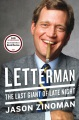 Product Letterman: The Last Giant of Late Night