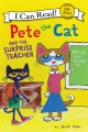 Product Pete the Cat and the Surprise Teacher