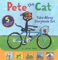 Product Pete the Cat Take-Along Storybook Set
