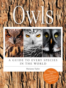 Product Owls: A Guide to Every Species in the World