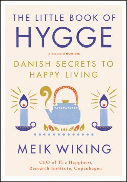Product The Little Book of Hygge: Danish Secrets to Happy Living