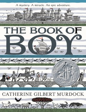 Product The Book of Boy