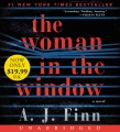 Product The Woman in the Window Cd