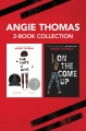 Product Angie Thomas Collection: The Hate U Give and on the Come Up