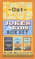 Product Laugh-Out-Loud Jokes for Kids 3-Book Box Set: Includes A+ Jokes for Kids / Adventure Jokes for Kids / Awesome Jokes for Kids