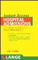 Product Lange Instant Access Hospital Admissions