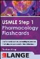 Product USMLE Step 1 Pharmacology Flashcards