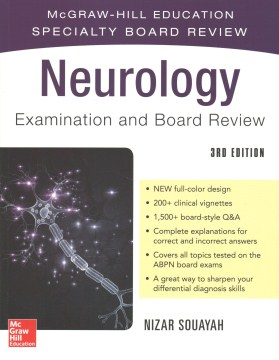 Product Neurology Examination and Board Review: Mcgraw-hill Education Specialty Board Review