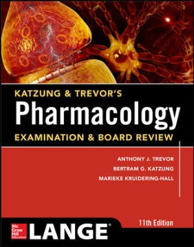 Product Katzung & Trevor's Pharmacology Examination & Board Review
