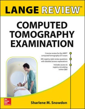 Product Lange Review: Computed Tomography Examination