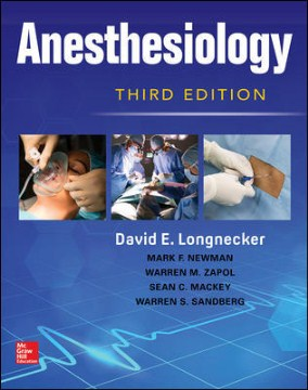 Product Anesthesiology