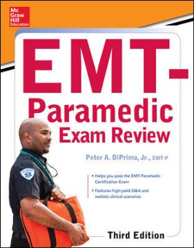Product Mcgraw-hill's Education's EMT-Paramedic Exam Review