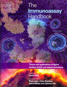 Product The Immunoassay Handbook: Theory and Applications of Ligand Binding, ELISA and Related Techniques