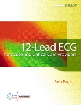 Product 12 Lead Ecg for the Acute Care Provider