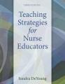 Product Teaching Strategies for Nurse Educators