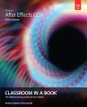 Product Adobe After Effects CC Classroom in a Book 2014
