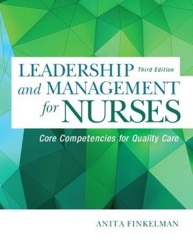 Product Leadership and Management for Nurses: Core Competencies for Quality Care