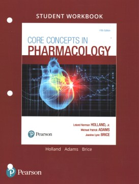 Product Core Concepts in Pharmacology