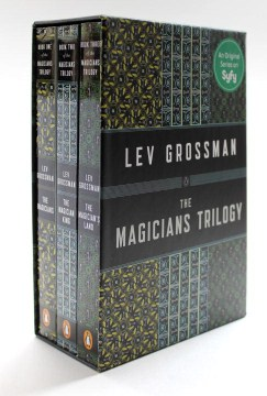 Product The Magicians Trilogy