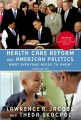 Product Health Care Reform and American Politics