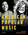Product American Popular Music: From Minstrelsy to MP3