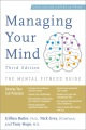 Product Managing Your Mind
