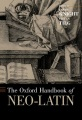 Product The Oxford Handbook of Neo-Latin