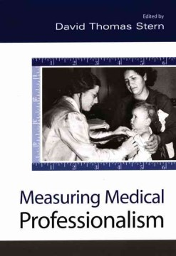 Product Measuring Medical Professionalism