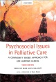 Product Psychosocial Issues in Palliative Care