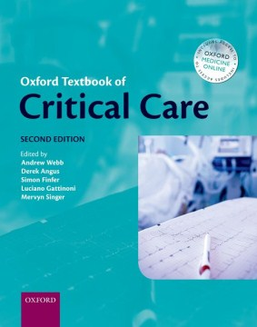 Product Oxford Textbook of Critical Care