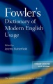Product Fowler's Dictionary of Modern English Usage