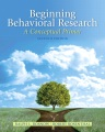 Product Beginning Behavioral Research