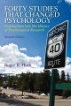 Product Forty Studies That Changed Psychology