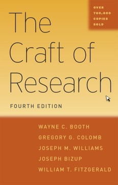 Product The Craft of Research