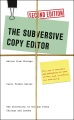 Product The Subversive Copy Editor
