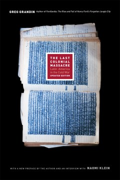 Product The Last Colonial Massacre: Latin America in the Cold War