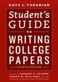 Product Student's Guide to Writing College Papers
