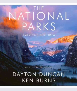 Product The National Parks: America's Best Idea: An Illustrated History