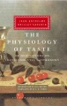 Product The Physiology of Taste