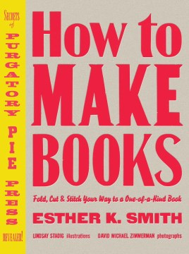 Product How to Make Books