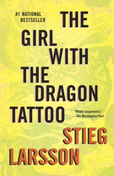Product The Girl With the Dragon Tattoo