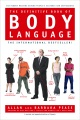 Product The Definitive Book of Body Language