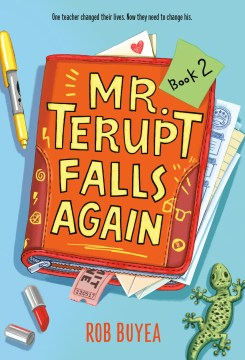 Product Mr. Terupt Falls Again