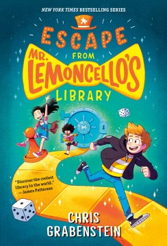 Product Escape from Mr. Lemoncello's Library