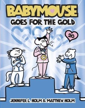 Product Babymouse 20: Babymouse Goes for the Gold